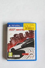 Need for Speed - Most Wanted til PS VITA