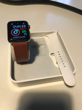 SOLGT!!AppleWatch 42mm, Stainless Steel,
