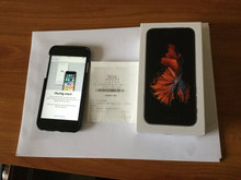 16 GB space Grey iPhone 6s