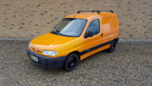 Citroen Berlingo 1,9 D