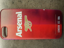 Arsenal cover IPhone 8