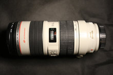 Canon 70-200 F2.8 IS