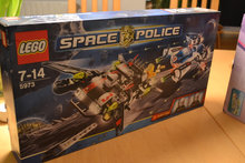 LEGO SPACE POLICE MODEL 5973
