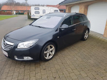 Opel insignia sports tour 2.0 cdti 2010