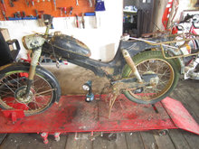 Puch MS 50  2 gear