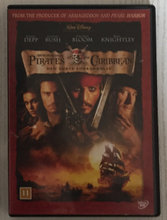 DVD, Pirates of the Caribbean