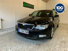 Superb 1,6 TDi 105 Elegance GreenLine