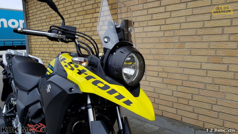 Suzuki DL 250 V-Strom ABS Adventure Edition, billede 1