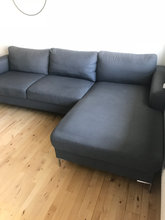 3. Personers sofa med chaiselong