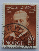 Norge - AFA 356 - Stemplet