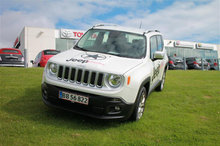 Jeep Renegade 1,4 Limited 140HK 5d 6g