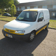 Citroen Berlingo van 1,9D