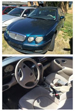 Rover 75 som reservedele