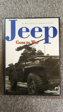 Jeep Goes to War / Hardcover Hardcover