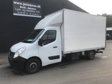 Renault Master T35 ALUKASSE/LIFT 2,3 DCI 165HK Ladv./Chas.