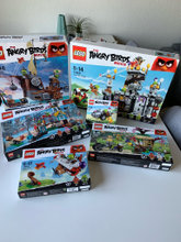 LEGO - angry birds