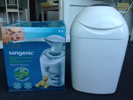 Tommee Tippee Sangenic blespand, billede 1