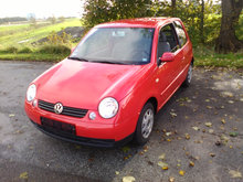 VW Lupo.Diesel Leveres nysynet .