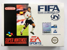 FIFA 98 - Road to World Cup * PAL * 1997