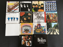 The Beatles - komplet stereo remasters
