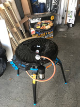 Gasparty-grill