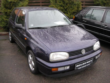VW GOLF 1,4i 3DØRS 60HK