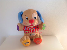 Fisher price - Laugh & Learn hundehvalp
