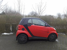 SMART CAR FOR 2 -  0,8 CD