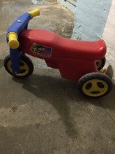 Mini racer scooter