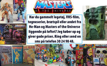 Søger He-Man og Masters of the Universe