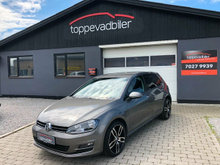 Golf VII 1,4 TSi 140 Highline DSG BMT