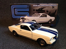 1965 Ford / Shelby Mustang G.T. 350 1:18