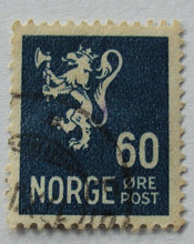 Norge - AFA 277 - Stemplet