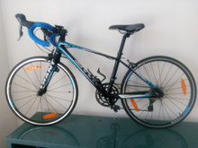 "Junior racer 24"" 80 km"