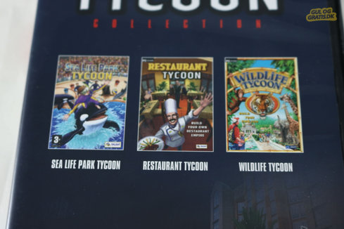 Tycoon collection, billede 1