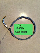 Gas kabel nsu quicly