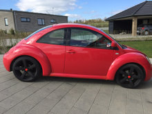 Byttes New Beetle byttes