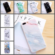 Marmor cover til iPhone 5 5s SE 6 6s