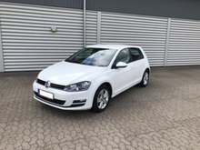 VW Golf 7 1,6 TDI BMT Highline 5 Dørs