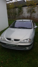 renault megane coupe 1,6