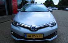Toyota Auris Touring Sports 1,8 B/EL H2 Comfort Safety Sense 136HK Van Aut.