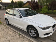 BMW 320d Touring Step-tronic