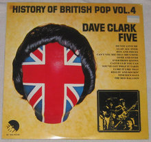 Dave Clark five - The history of british