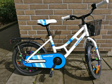 Winther pigecykel 16""