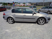 Renault Mégane 1,6 16V Comfort Authentique 115HK