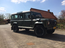 Defender 200 TDI Bus