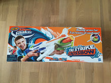 NY Nerf Supersoaker TriStrike Crossbow