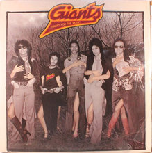 Giants - Thanks For The Music