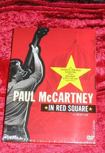 paul >>McCartney in red square