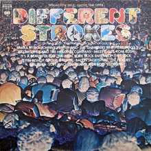 Various - Different Strokes